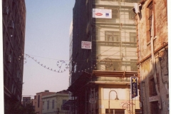 ΚΕΘΕΑ Λαδάδικα, Στατική Αποκατάσταση, 2001