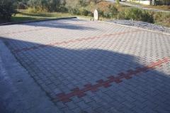 Κυβόλιθοι Πάρκινγκ Ταγαράδες Θεσσαλονίκης